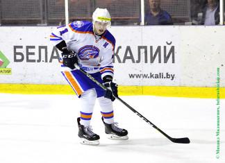 29-летний нападающий продлил контракт с «Локомотивом» из Орши