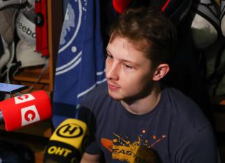 Минское «Динамо» показало, как отметил день рождения Даниил Бокун