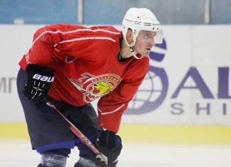Российский защитник, с опытом игры в КХЛ, приехал на просмотр в «Гомель»