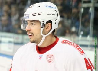 Франсис Паре: Сейчас я в Беларуси, но в любом случае рад, что остался в КХЛ