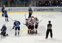 Видеообзор волевой победы «Немана» над «Сахалином» на Кубке памяти Дубко