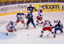 Видеообзор победы «Юности» над питерским «Динамо» на Кубке памяти Дубко