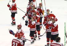 Кубок памяти Дубко: «Неман» одержал победу над санкт-петербургским «Динамо»
