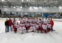 Сборная U18 вновь уступила МХК «Спартак»