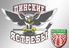 Товарищеский матч: «Пинские ястребы» в серии буллитов обыграли «Барановичи»