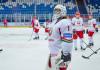 Белорусский голкипер «Алмаза» стал героем рубрики «Ни слова о хоккее»