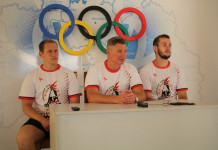 Игроки «Бреста» Артем Ментюк и Павел Мусиенко ответили на вопросы журналистов