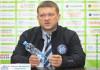 Дмитрий Кравченко: Расстроило, что много голов пропустили