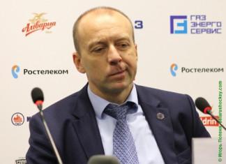 Главный тренер «Сибири» Андрей Скабелка: Кулеры метаю по особым случаям