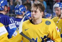 ЧМ-2017: Форвард сборной Швеции признан MVP турнира