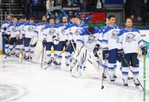КХЛ: Хоккеисты «Барыса» проводили перерывы после первого и второго периода в темноте