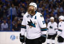 НХЛ: 38-летний звездный канадский форвард готов продлить контракт с «Сан-Хосе»