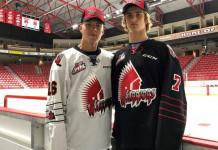 «БХ». WHL: Буяльский набирает очки в контрольных матчах за «Мус Джо Уорриорс»