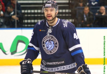 КХЛ оштрафовала защитника минского «Динамо»