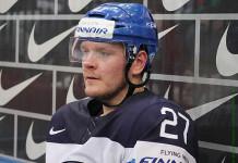 Евротур: Семь хоккеистов из КХЛ сыграют за Финляндию на Кубке Первого канала-2018