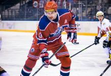 Экстралига А: Болельщики «Юности» выбрали лучшего хоккеиста ноября