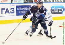 КХЛ: Еще один хоккеист минского «Динамо» не сыграет с «Ак Барсом» по медицинским показаниям
