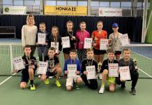 Дочь Павла Перепехина стала призером чемпионата Беларуси по теннису