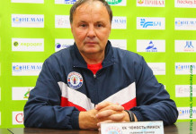 Михаил Захаров: Спокойно играли, без напряжения и победили 8:0