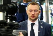 Константин Кольцов: Непростой матч, в концовке нам повезло больше